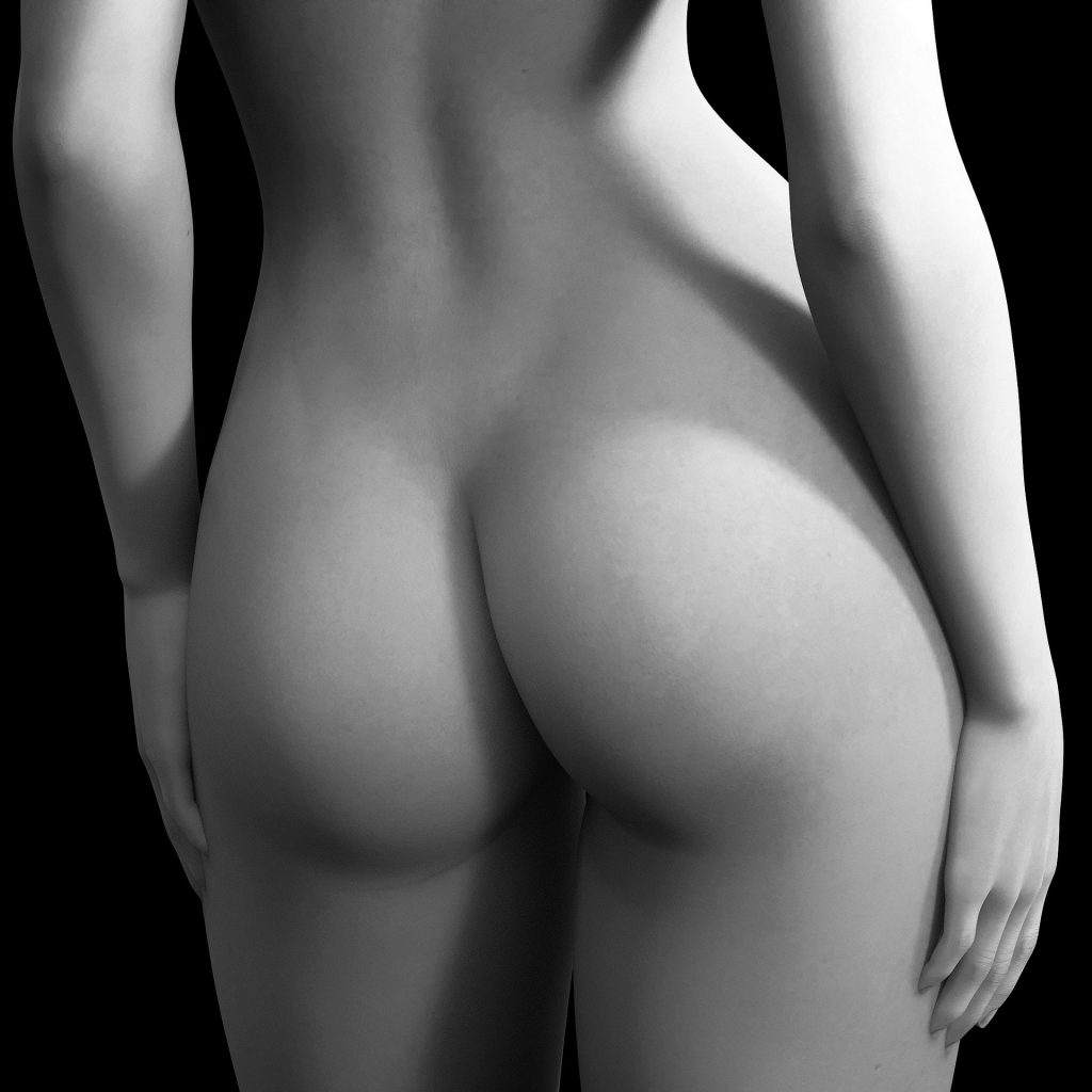 Sexy buttocks (1)
